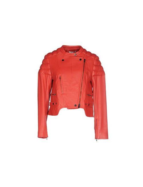 Carven | Женская Красная Куртка