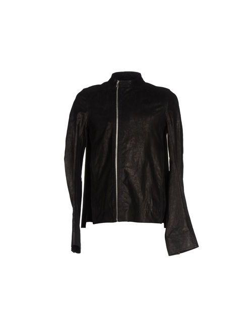 Rick Owens | Женская Чёрная Куртка