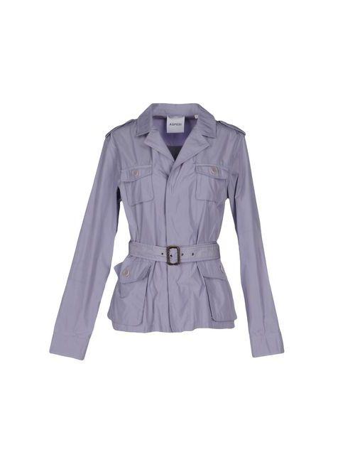 Aspesi | Женская Фиолетовая Куртка