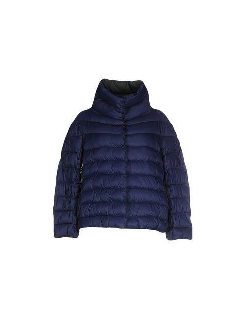 Douuod | Женская Синяя Куртка