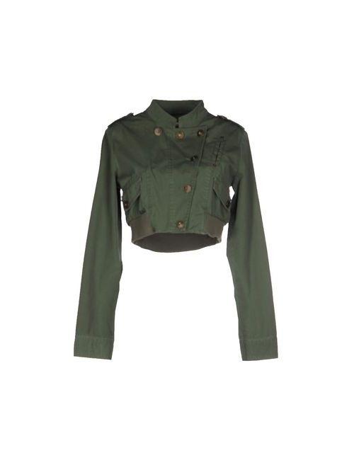 ICHI | Женская Зелёная Куртка