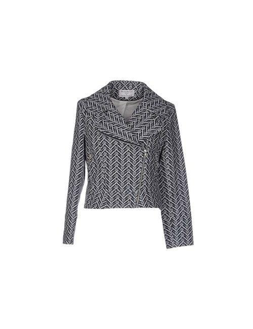 HELENE BERMAN FOR TRILOGY | Женская Синяя Куртка