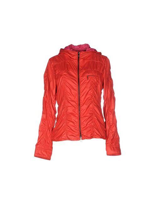 Hogan   Женская Красная Куртка