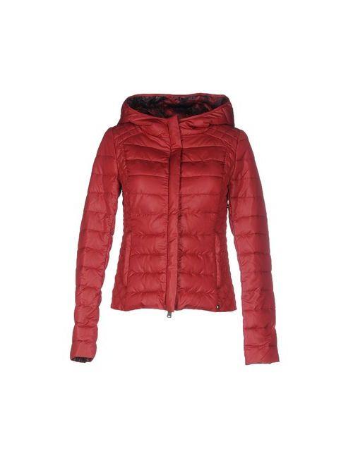 40Weft | Женская Красная Куртка