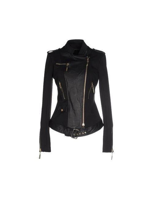 Mangano | Женская Чёрная Куртка