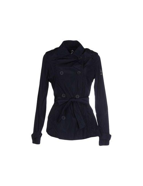 Refrigue | Женская Синяя Куртка