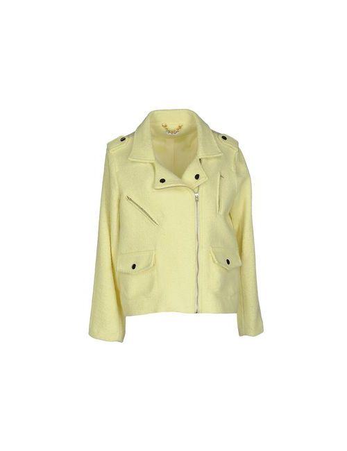 BeaYukMui   Женская Жёлтая Куртка