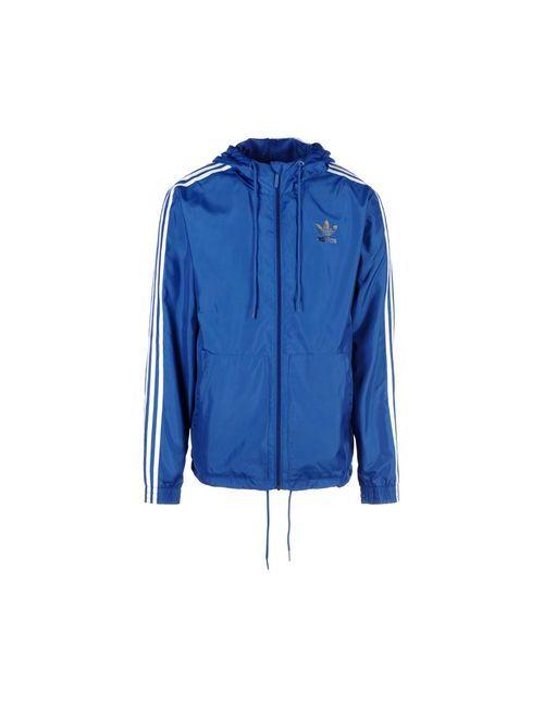 adidas Originals | Женская Синяя Куртка