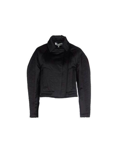 Kenzo | Женская Чёрная Куртка