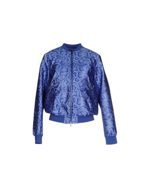Richard Nicoll | Женская Синяя Куртка