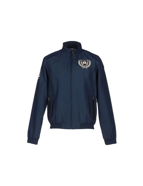 Fred Mello   Женская Синяя Куртка