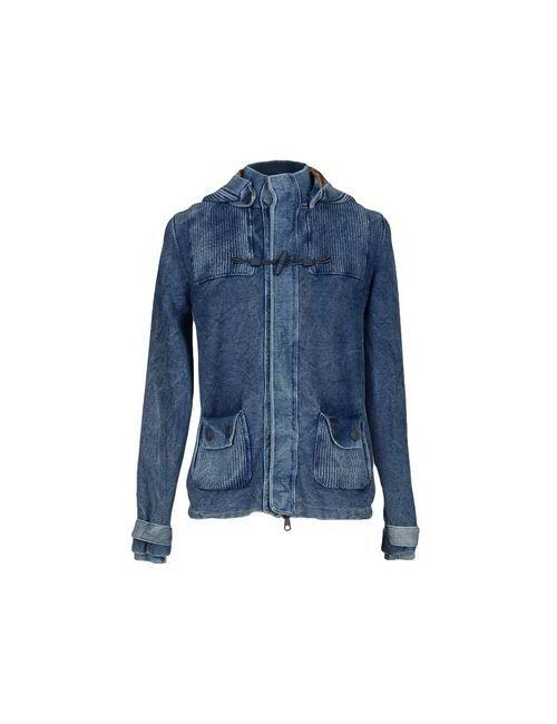 Bark   Женская Синяя Куртка