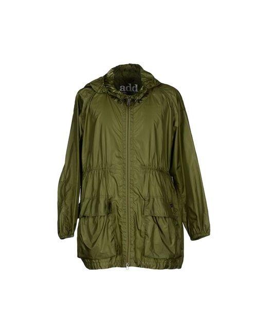 Add | Женская Зелёная Куртка