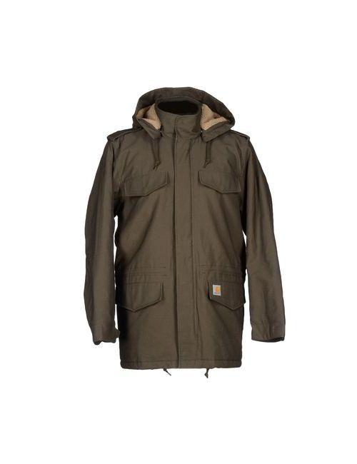 Carhartt   Женская Зелёная Куртка