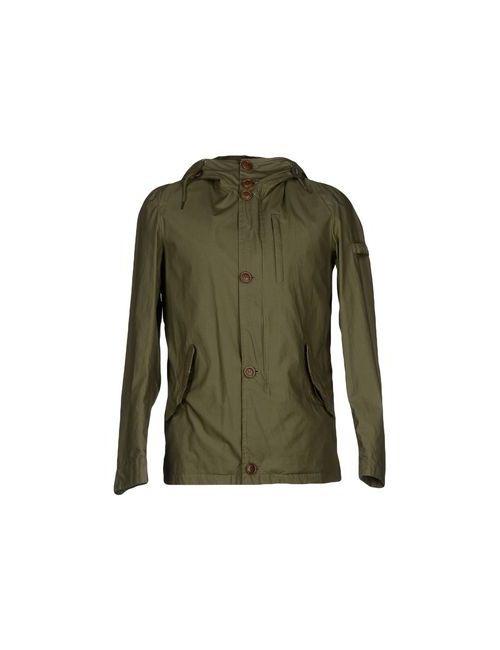 Woolrich | Женская Зелёная Куртка