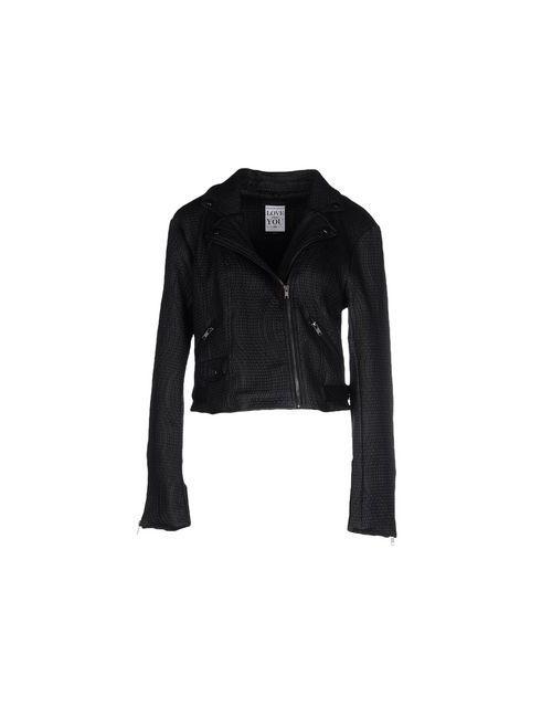 Silvian Heach | Женская Черный Куртка