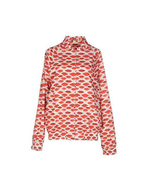 Peter Jensen | Женская Красная Куртка