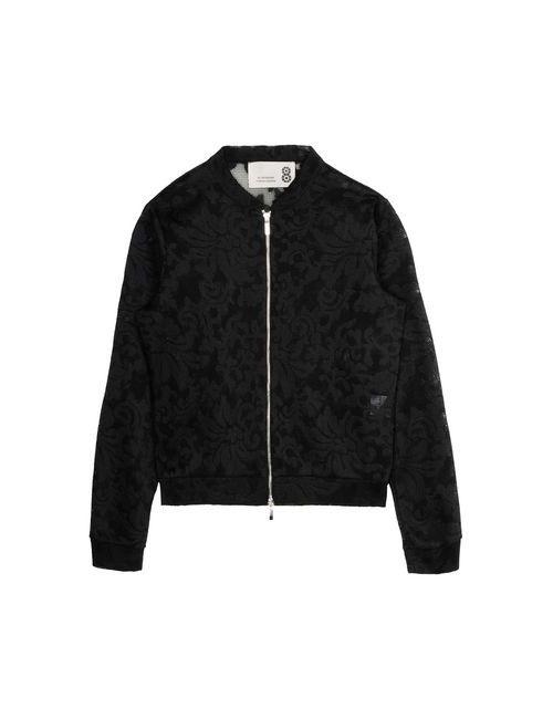 8 | Женская Чёрная Куртка
