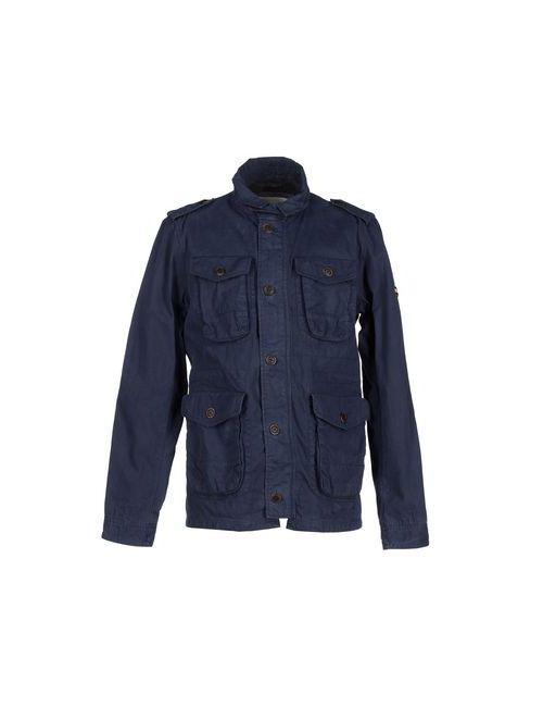 Tommy Hilfiger Denim | Женская Синяя Куртка