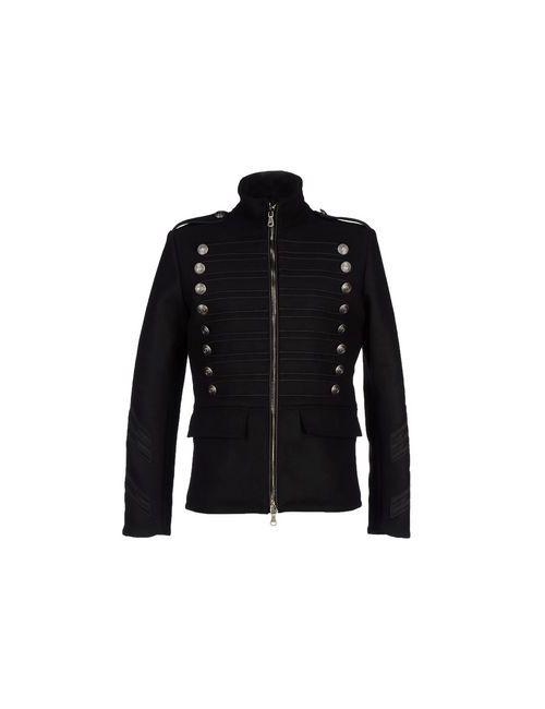 Pierre Balmain   Женская Чёрная Куртка