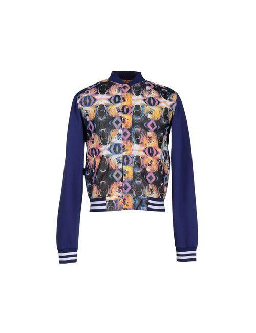 Blomor   Женская Синяя Куртка