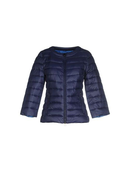 Biancoghiaccio | Женская Синяя Куртка