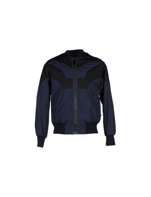 Philipp Plein Homme | Женская Синяя Куртка