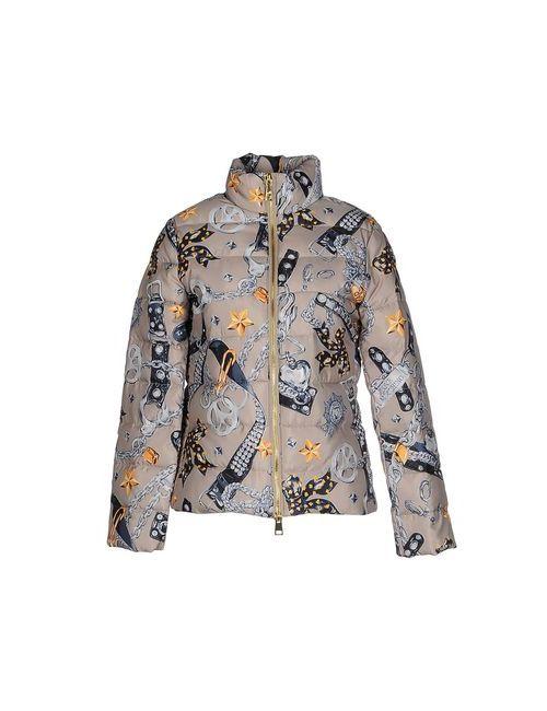 Love Moschino   Женская Бежевая Куртка