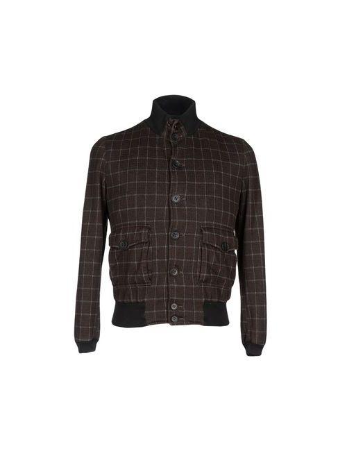 Paolo Pecora | Женская Коричневая Куртка