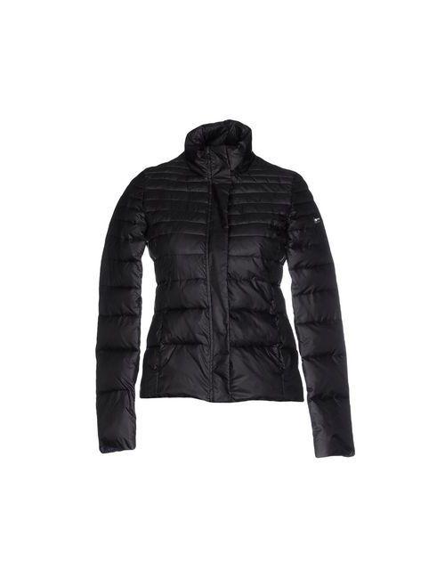 Dekker | Женская Чёрная Куртка