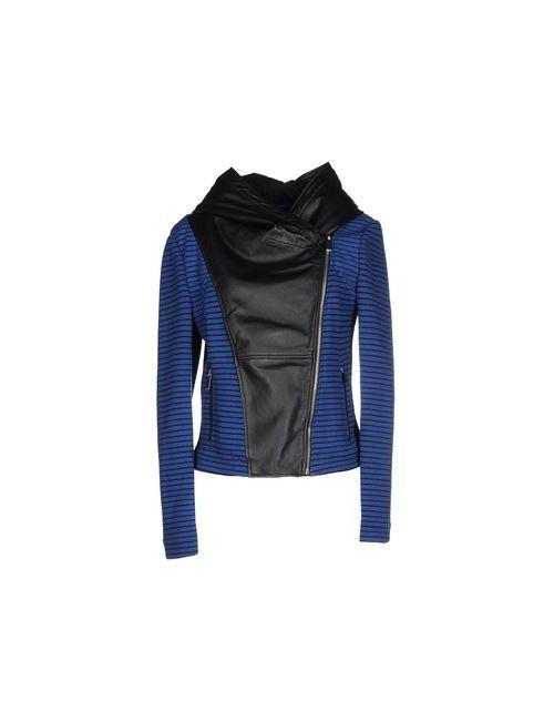 PINKO TAG | Женская Синяя Куртка