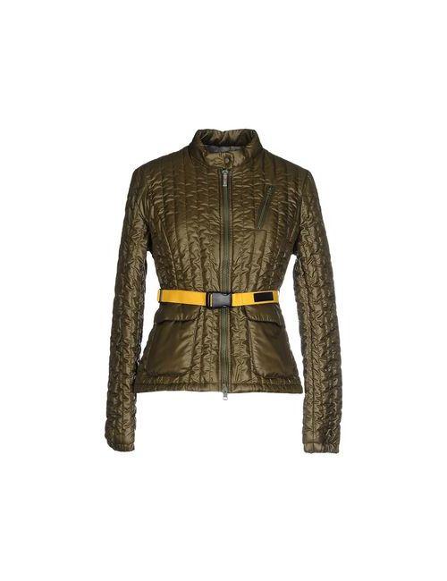 Club Des Sports | Женская Зелёная Куртка