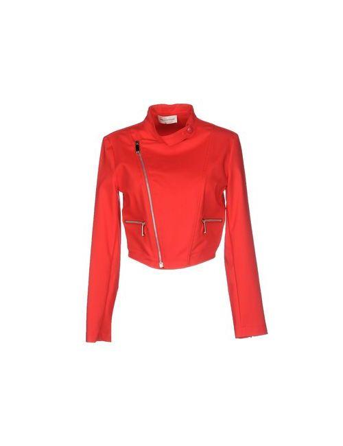 Lorella Signorino   Женская Красная Куртка
