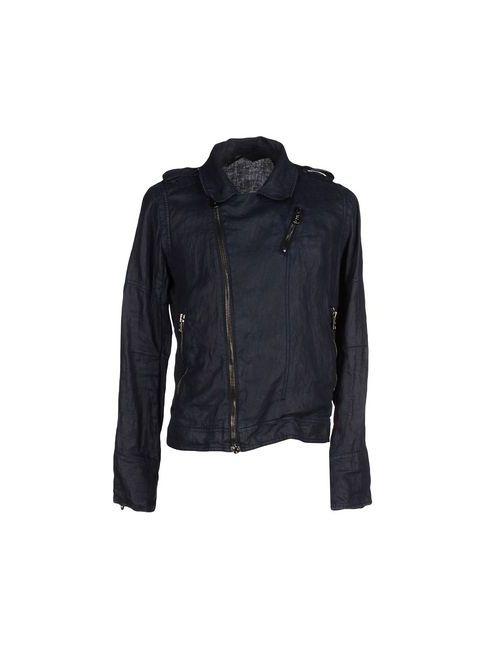 Messagerie | Женская Синяя Куртка