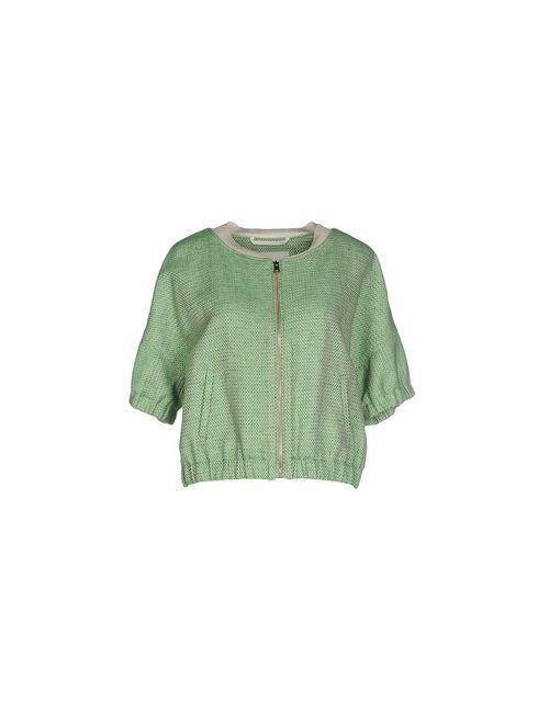 Scervino Street | Женская Зелёная Куртка
