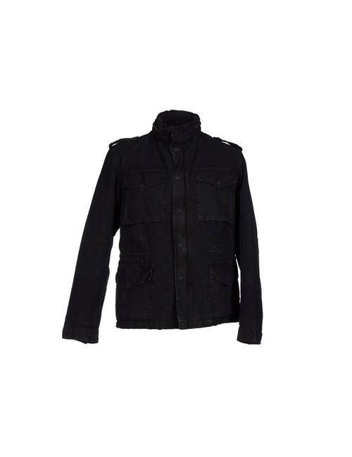 Vintage 55 | Женская Чёрная Куртка
