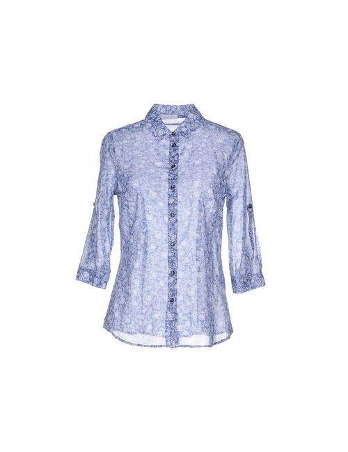 Zanetti 1965 | Мужская Синяя Pубашка