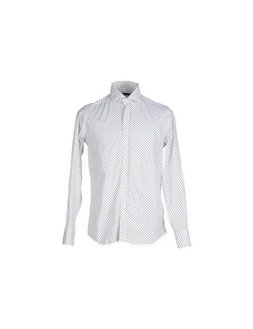 SO MUCH | Мужская Белая Pубашка
