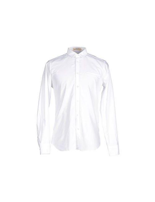 Cruna | Мужская Белая Pубашка