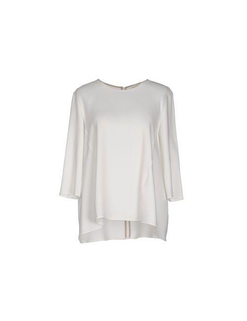 Guglielminotti | Женская Белая Блузка