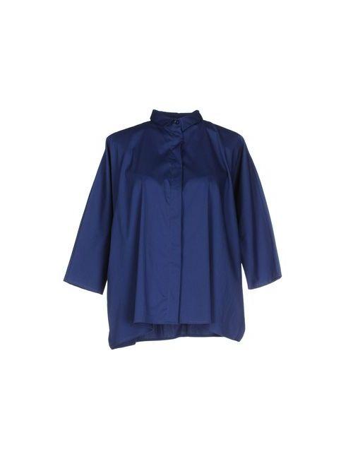 Hope Collection | Мужская Синяя Pубашка