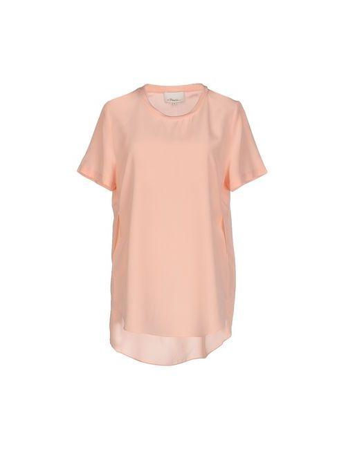 3.1 Phillip Lim | Женская Розовая Блузка
