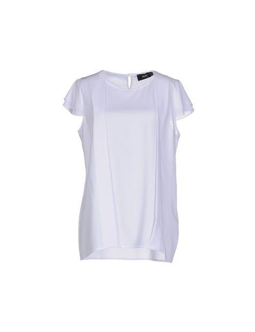 To-May | Женская Белая Блузка