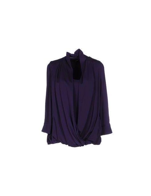 Liu •Jo | Женская Фиолетовая Блузка