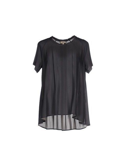 Her Shirt | Женская Черный Блузка
