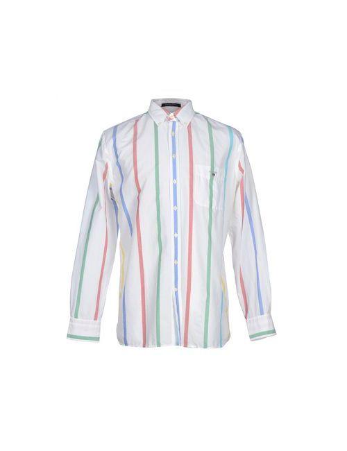 Gant | Мужская Белая Pубашка