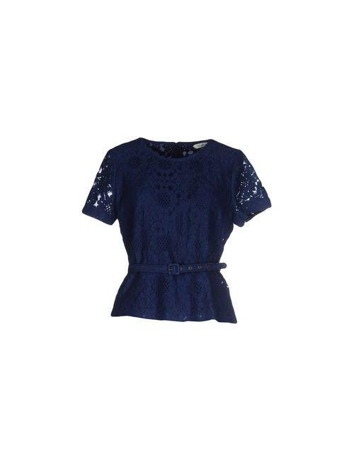 Darling | Женская Синяя Блузка