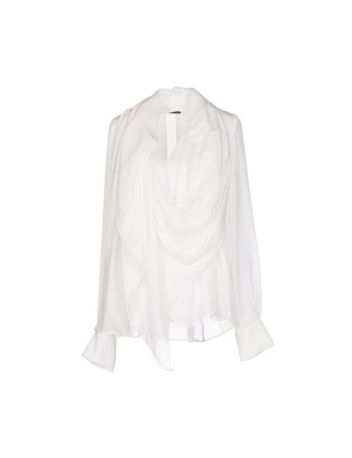 Plein Sud | Женская Белая Блузка