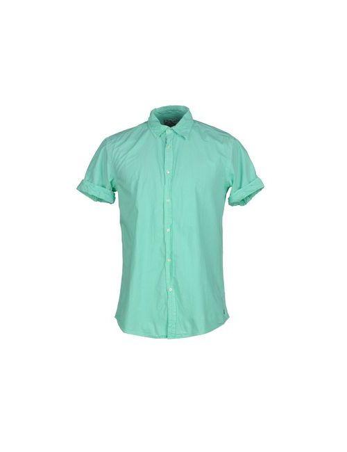 SCOTCH & SODA   Мужская Зелёная Pубашка