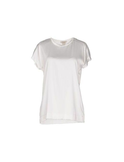 Pinko | Женская Белая Блузка